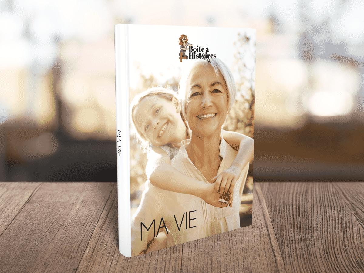 Boîte à Histoires, reporter de ma famille : produit livre